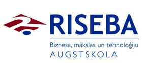 """Biznesa, mākslas un tehnoloģiju augstskola """"RISEBA"""", SIA"""