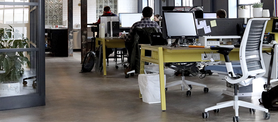 Darbs startup uzņēmumā