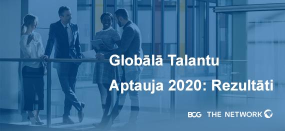Globālā Talantu Aptauja 2020